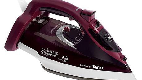 Žehlička Tefal Ultimate FV9735E0 vínová