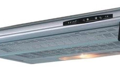 Odsavač par Mora OP 610 X stříbrný
