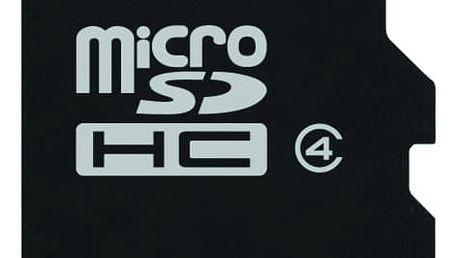 Paměťová karta Kingston MicroSDHC 16GB Class4 (SDC4/16GBSP)
