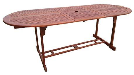 Texim Brazil eukalyptový rozkládací stůl