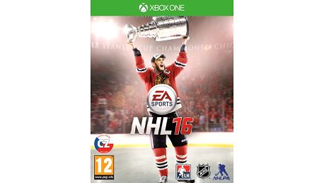 Hra EA Xbox One NHL 16 (EAX354511)