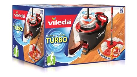 Mop sada Vileda Easy Wring and Clean Turbo (151153)