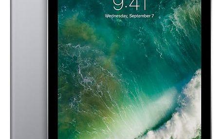 Dotykový tablet Apple (2017) Wi-Fi 32 GB - Space Gray (MP2F2FD/A) Software F-Secure SAFE, 3 zařízení / 6 měsíců v hodnotě 979 Kč + DOPRAVA ZDARMA