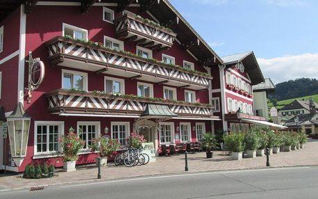 Rakousko - Salcbursko na 5 až 8 dní, all inclusive s dopravou vlastní