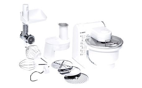 Kuchyňský robot Bosch MUM4406 bílý