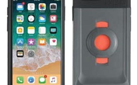TigraSport FitClic Neo Case ochranný kryt pro Apple iPhone 6s Plus/7 Plus/8 Plus černý