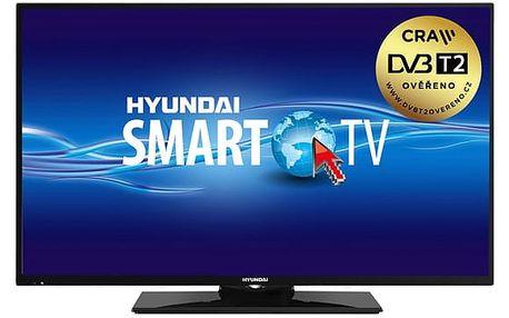 Televize Hyundai FLN 32TS439 SMART černá