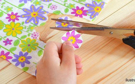 Kreativní workshop pro děti i dospělé