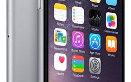 Mobilní telefon Apple iPhone 6 32GB - space grey + dárek (MQ3D2CN/A)