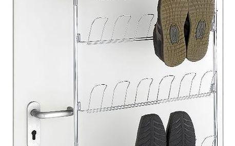 Závěsný botník na dveře Wenko