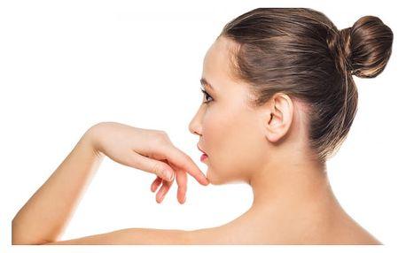 60minutová liftingová masáž obličeje ve studiu Danica Jacinová v Praze