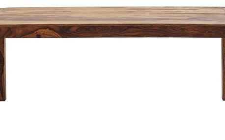 Dřevěný jídelní stůl Kare Design Authentico, 160x80cm