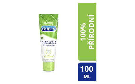 DUREX Naturals Intimní gel 100ml