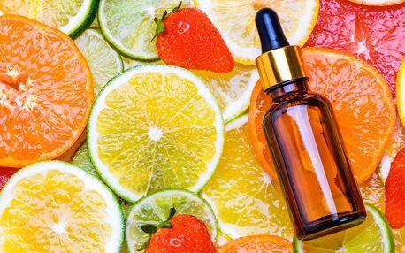 Ovocná relaxační masáž dle vlastního výběru