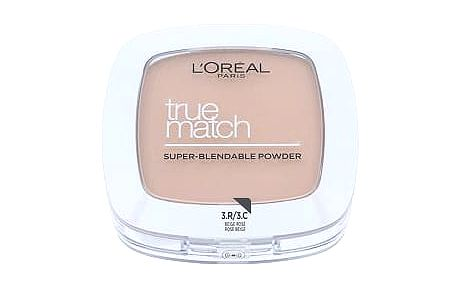 L´Oréal Paris True Match 9 g pudr C3 Rose Beige W