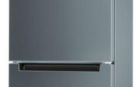 Chladnička s mrazničkou Indesit LR8 S2 X B nerez + DOPRAVA ZDARMA