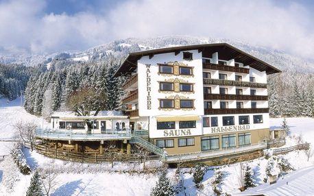 Rakousko - Hochzillertal / Hochfügen na 6 až 8 dní, polopenze s dopravou vlastní