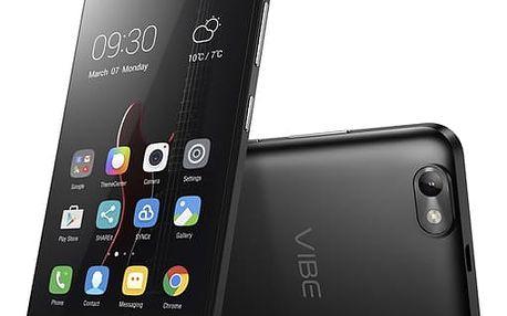 Mobilní telefon Lenovo VIBE C černý (PA300115CZ )