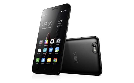 Lenovo Vibe C Black