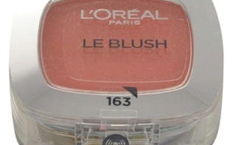 L´Oréal Paris Le Blush 5 g tvářenka pro ženy 163 Nectarine