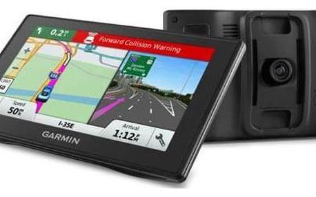 Garmin DriveAssist 50T Lifetime Europe45 (010-01541-11) černá