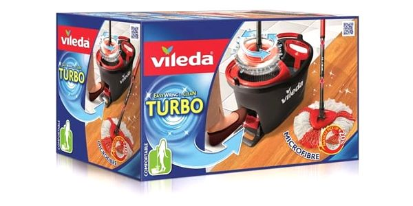 Mop sada Vileda Easy Wring and Clean Turbo (151153) (151153)