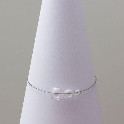 Skleněný náhrdelník Ko–ra–le Crystal vol. 2