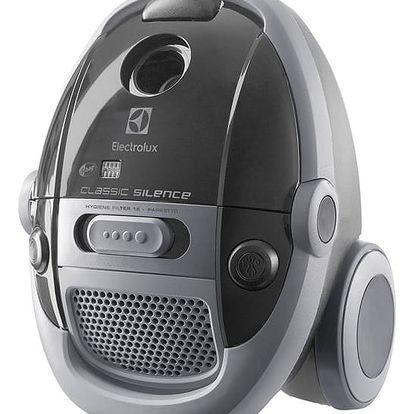 Vysavač podlahový Electrolux Classic Silence ECS52B černý