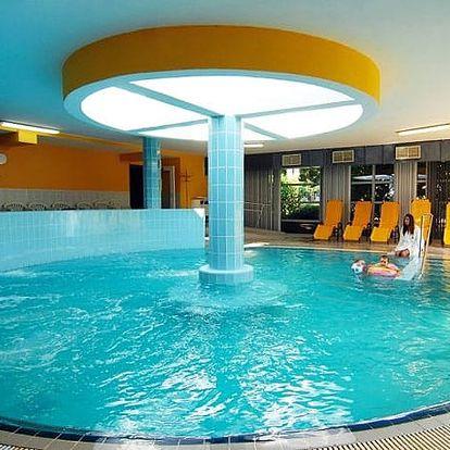 Sungarden Wellness Conference Hotel****, Rodinná dovolená s polopenzí a wellness na břehu Balatonu