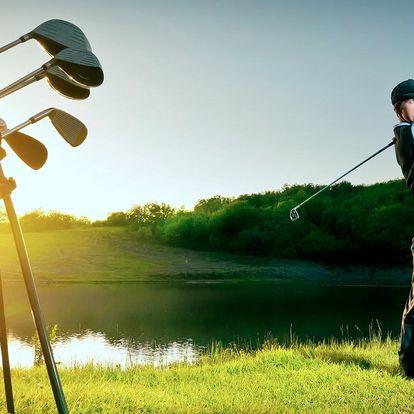 2,5hod. golfový kurz pro 2 s profi trenérem