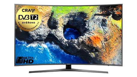 Televize Samsung UE55MU6652 titanium