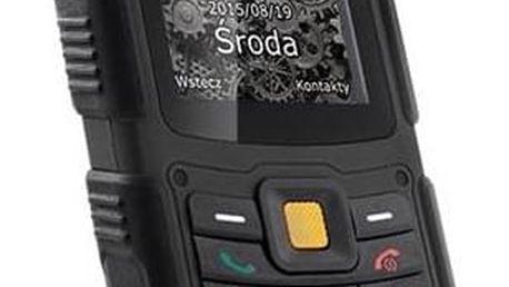 myPhone HAMMER 2 Dual SIM (TELMYHHA2BK) černý