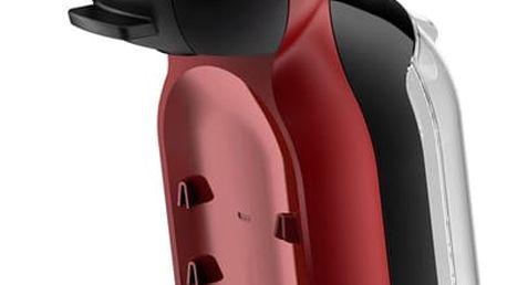 Espresso Krups NESCAFÉ® Dolce Gusto™ Mini Me KP120H31 černé/červené