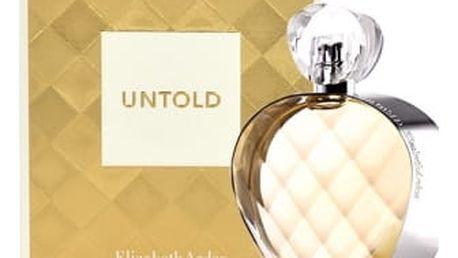 Elizabeth Arden Untold 100 ml parfémovaná voda tester pro ženy