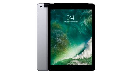 Apple iPad (2017) Wi-Fi + Cellular 128 GB - Space Gray (MP262FD/A)