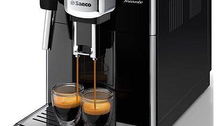 Espresso Saeco Incanto HD8911/09 černé
