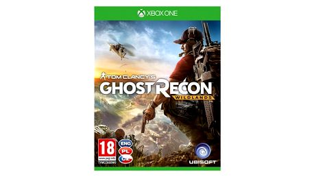 Hra Ubisoft Xbox One Tom Clancy's Ghost Recon: Wildlands (3307215913208)