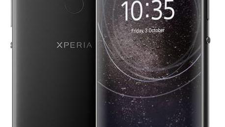 Mobilní telefon Sony Xperia XA2 Ultra Dual SIM černý + dárek (1312-6642)