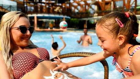 Celý den v aquaparku Tatralandia nebo v Bešeňové