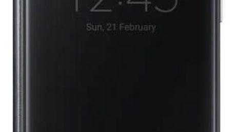 Pouzdro na mobil flipové Samsung Clear View pro Galaxy S7 (EF-ZG930C) černé (EF-ZG930CBEGWW)