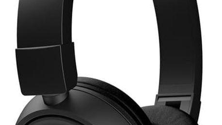 Sluchátka JBL T450BT Bluetooth černá (6925281918988)