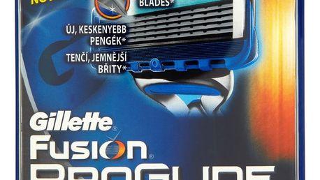 GILLETTE Fusion Proglide náhradní hlavice do holicího strojku 8 kusů