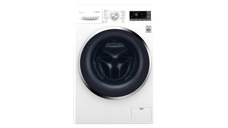 Automatická pračka LG F72J8HS2W bílá