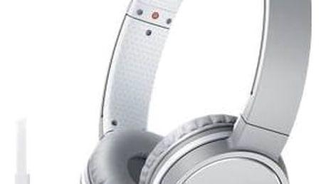 Sony MDRZX660APW.CE7 (MDRZX660APW.CE7) bílá