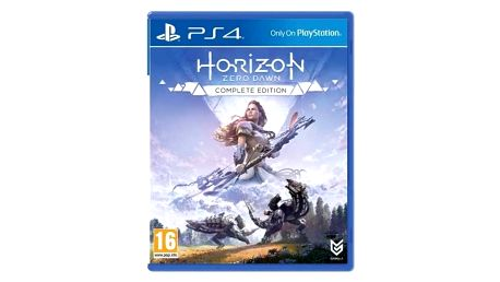 Sony PlayStation 4 Horizon: Zero Dawn Complete Edition (PS719959168)