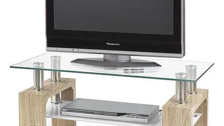 Televizní stolek RTV23 dub sonoma