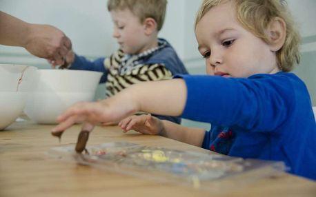 Čokoládové hrátky pro děti