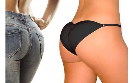 Push-up kalhotky Brazilian Secret pro sexy zadeček!