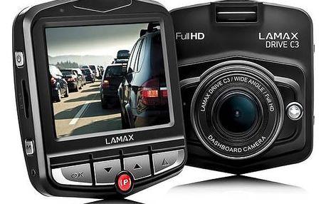LAMAX Drive C3 černá