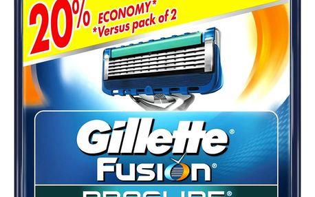 GILLETTE Fusion ProGlide Náhradní hlavice 8 ks